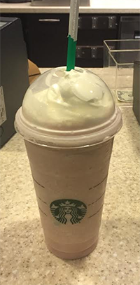 Starbucks Cap'N Crunch