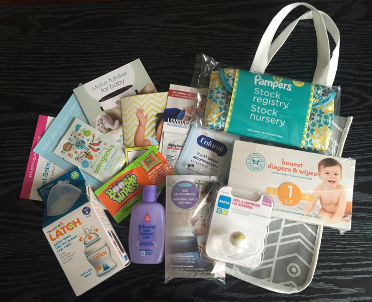 Target – Baby Registry Bag – The Duo Doubletake